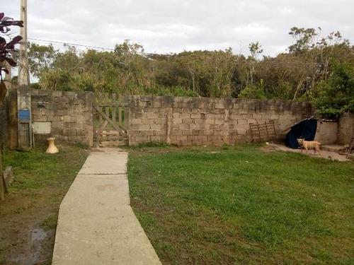 boa casa no balneário gaivota, em itanhaém - ref 4609