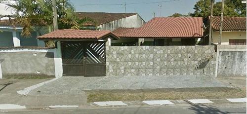 boa casa no balneário itanhaém, em itanhaém - ref 3922
