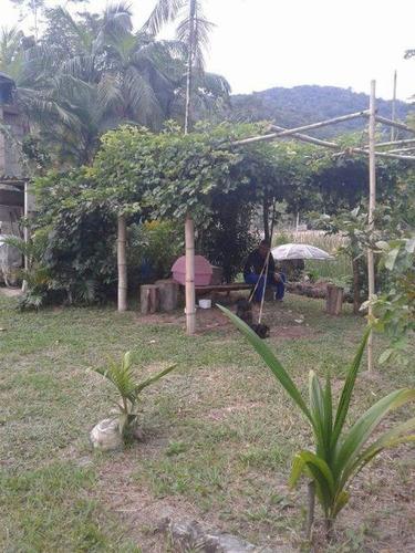boa chácara no bairro pedro barros, em miracatu-sp  ref 4312