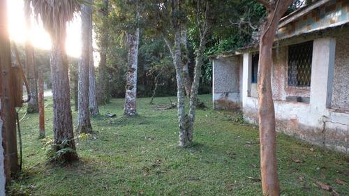 boa chácara no balneário gaivota, em itanhaém - ref 3155