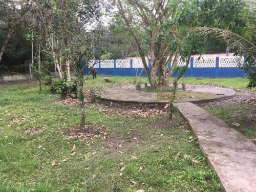 boa chácara no jardim coronel, em itanhaém - re 4761
