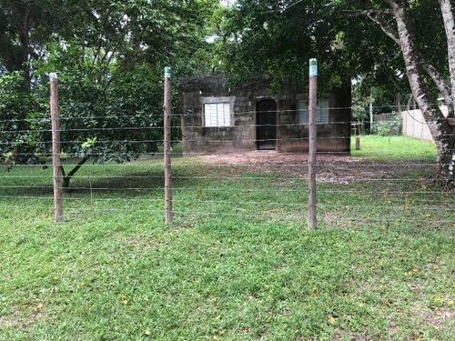 boa chácara no parque vergara, em itanhaém - ref 3915
