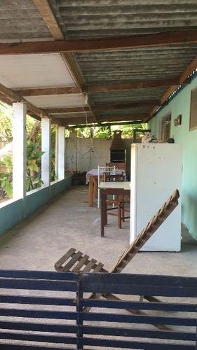boa chácara no sítio velho, em itanhaém - ref 3998
