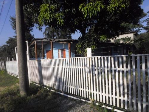 boa chácara no umuarama, em itanhaém, litoral - ref 2662