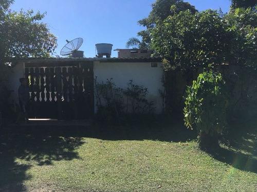 boa mini-chácara no jardim palmeiras, em itanhaém - ref 4255