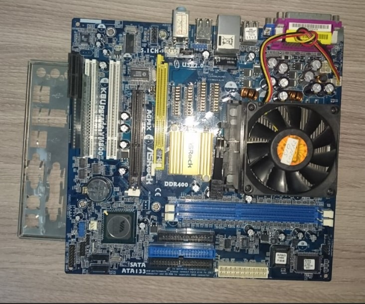 ASRock K8Upgrade-VM800 VIA ComboRAID Windows 7 64-BIT