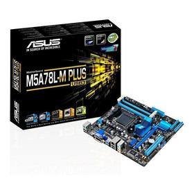 Board Asus M5a78l-m Plus/usb3 Socket Am3 Am3+ Amd