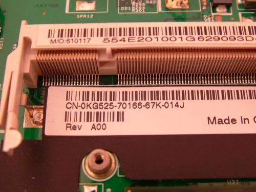 board dell inspiron e1405 640m intel socket 479 kg525 nueva