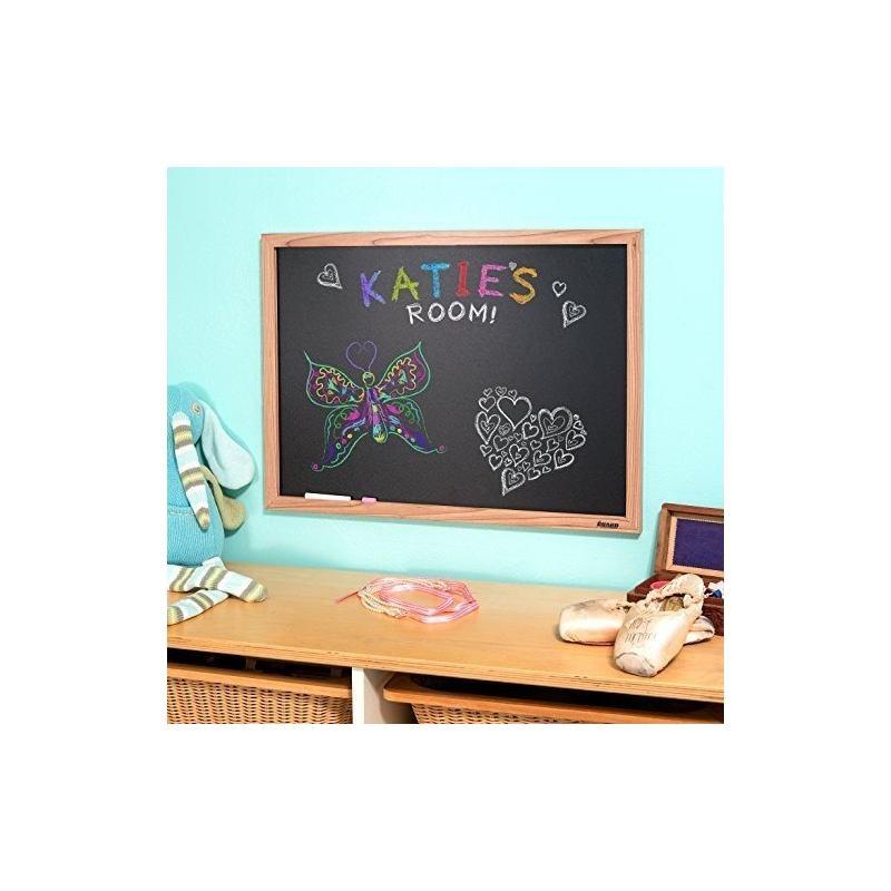 Board Dudes 17 X 23 Tablero De Tiza Con Marco De Estilo De R ...