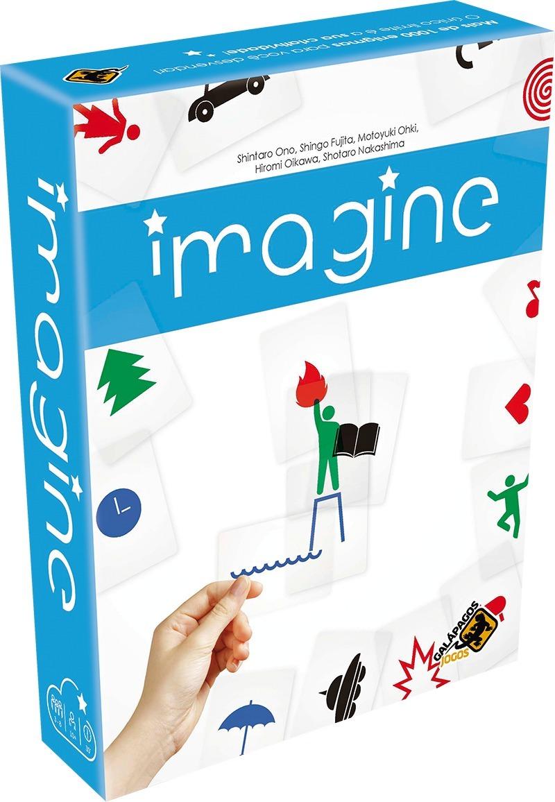 Imagine Board Game