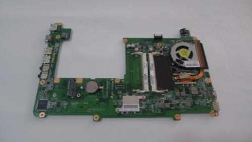board  hp dm1 con procesador amd e-300  excelente estado