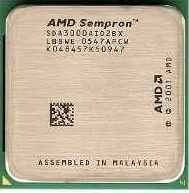 board k8 cooler y procesador amd ddr1 3000+ soket 754 sata