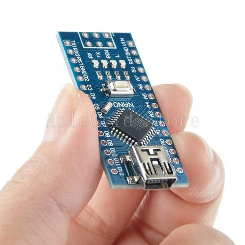 board micro-controlador usb ch340g nano v3.0 16m 5v atmega32