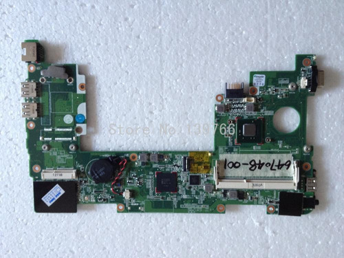 board para repuestos o reparar hp mini 110  647048-001