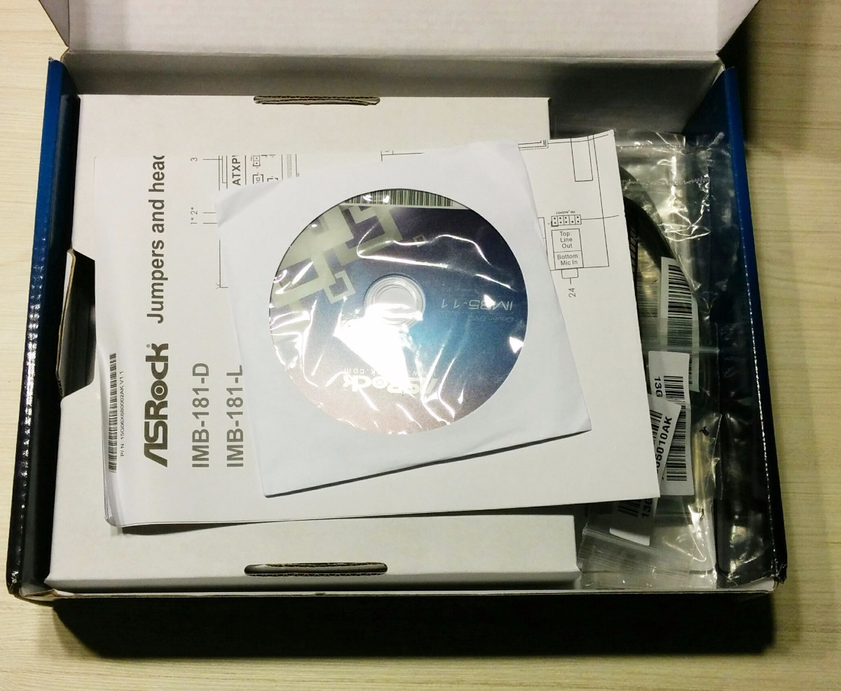 ASRock IMB-181-L Intel LAN Treiber Windows 10