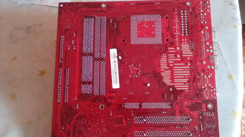 board via modelo km2m ms6738 756 mg ram 2.0 athlon procesado