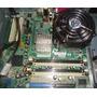 Combo Board Hp Con Procesador Celerond 2.8 Ghz Cooler