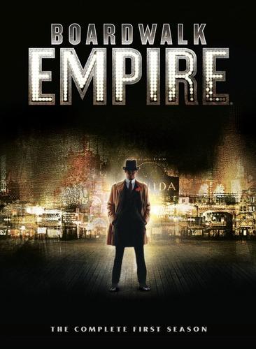 boardwalk empire 1° temporada en dvd