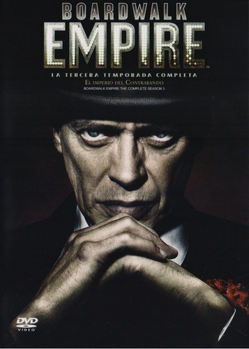 boardwalk empire imperio de contrabando temporada 3 tres dvd