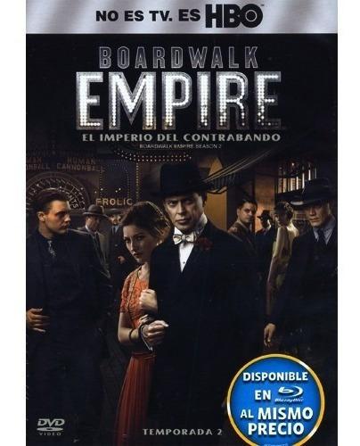 boardwalk empire paquete temporadas 1 2 3 4 5  en dvd