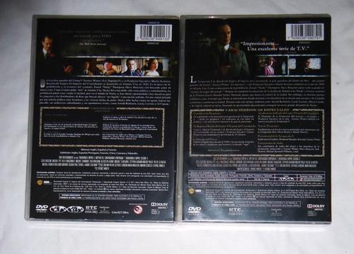 boardwalk empire paquete temporadas 1 y 2 serie en dvd