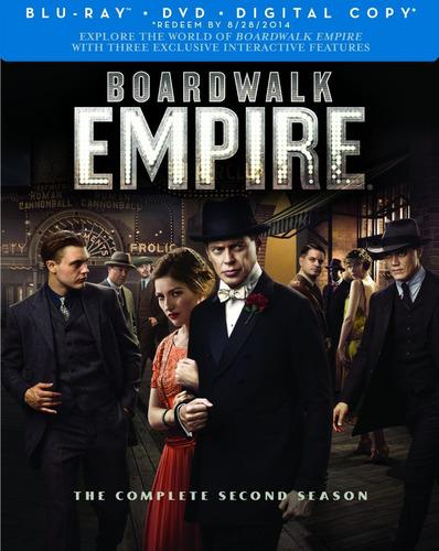 boardwalk empire: temporada 2
