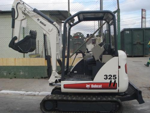 bob cat 325 ano 2008