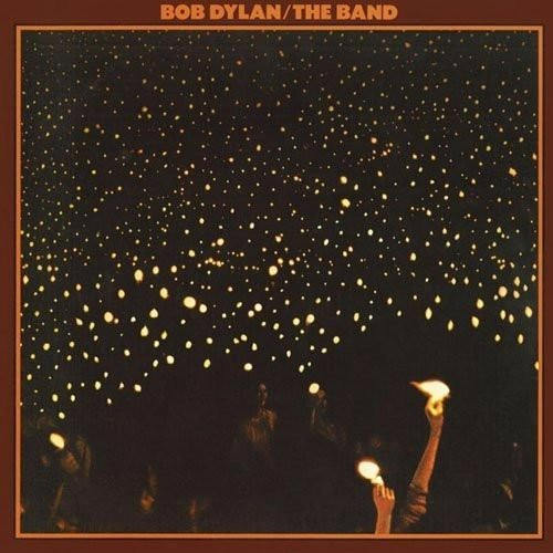 bob dylan and the band - before the flood - 2 lp vinilo