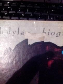 **bob dylan**  **biograph**  caixa com 5 lps**