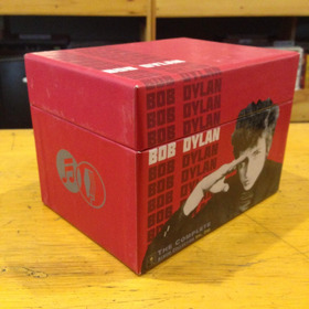Bob Dylan Box 47 Cds Complete Album Collection Vol One