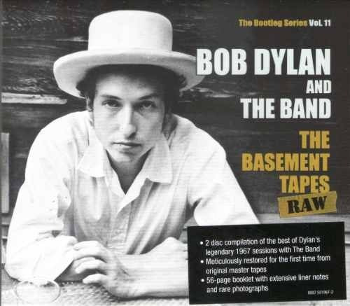 bob dylan - cds the basement tapes raw the bootleg vol.11