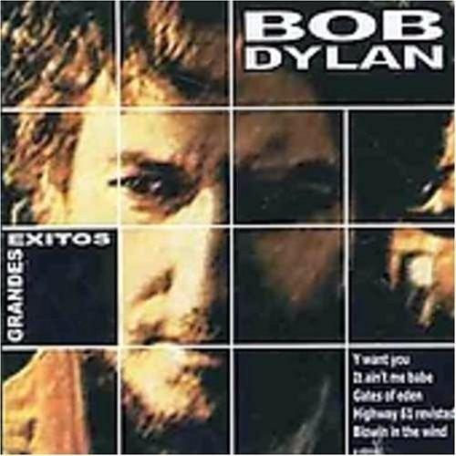 bob dylan. grandes éxitos (cd).