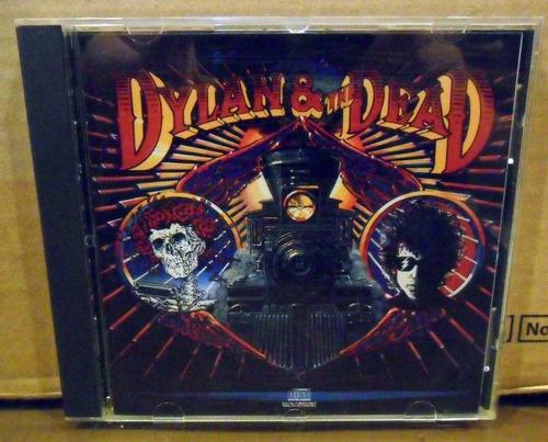 bob dylan & grateful dead cd usa 1989 eureka