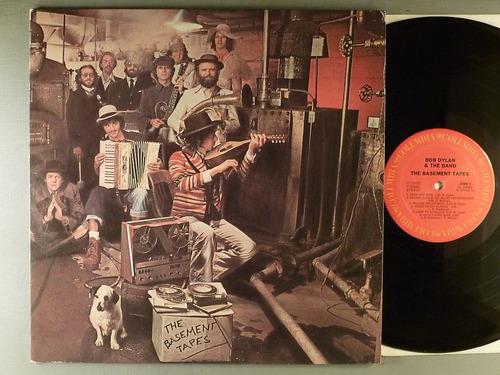 bob dylan & the band the basement tapesvinil duplo importado
