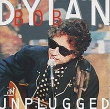 **bob dylan **unplugged mtv**   **cd**