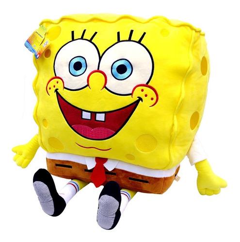 bob esponja de pelúcia 80cm - bob esponja