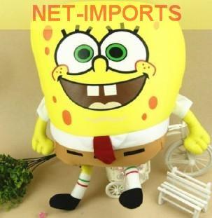 bob esponja e patrick pelúcia especial de nanopartículas