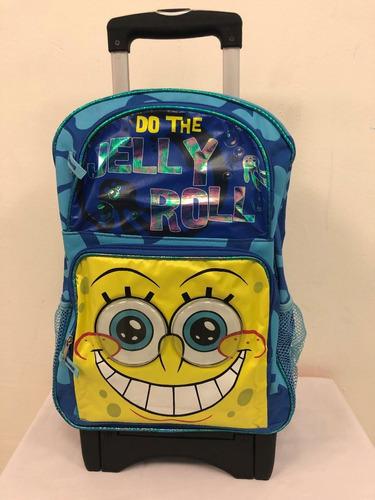 bob esponja  mochila llantitas  $1290.00