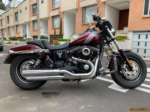 bob fat bob harley davidson fat