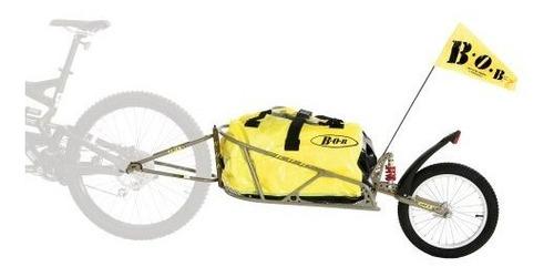 bob ibex 28 plus suspension trailer incluye dry sak