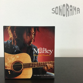 Bob Marley - Songs Of Freedom Box Set - Cds Reggae