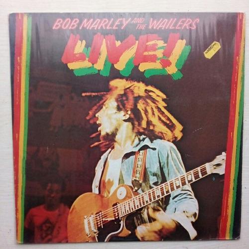 bob marley - 10 lp vinilo