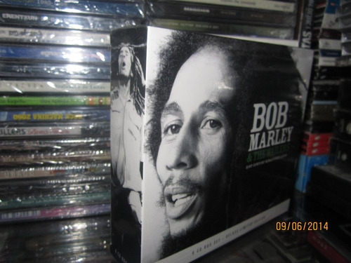 bob marley  6  cds box set the wailers remastered audio
