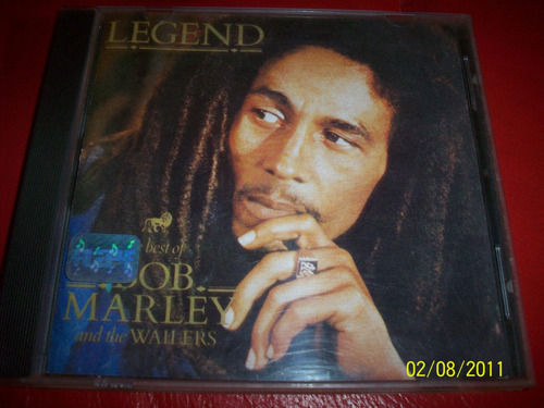 bob marley and the wailers the best of cd 1984 islandrecords