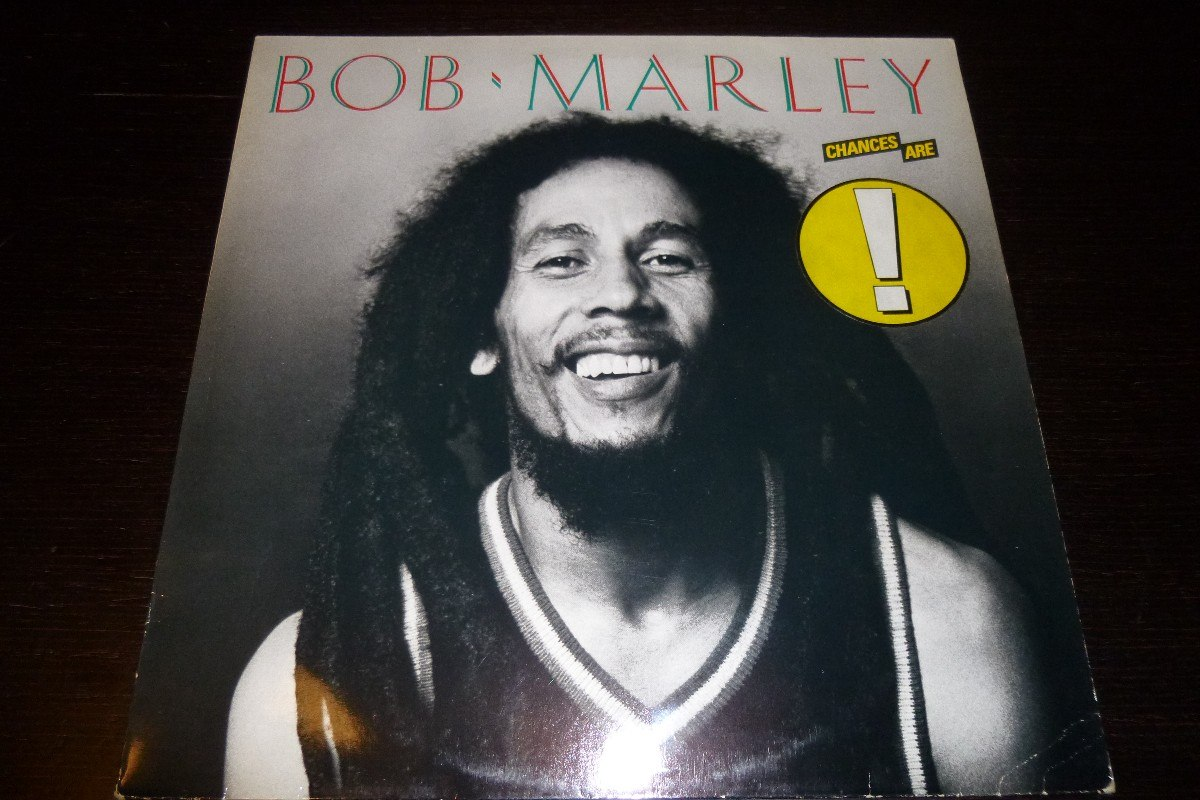 Bob Marley Chances Are Lp Vinyl 1981 Wea Germany U S 28