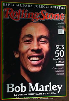 bob marley - especial revista rolling stone - nuevo