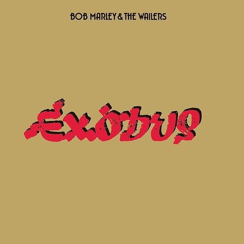 bob marley - exodus - vinilo