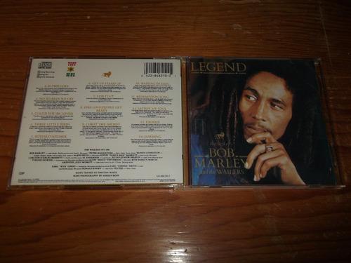 bob marley - legend the best cd nacional mdisk