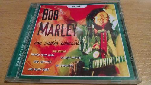 bob marley, one smokin collection, vol.3, importad cd album