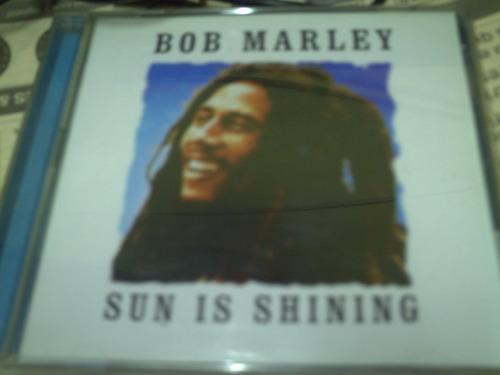 bob marley sun is shining cd